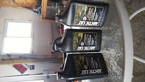 ARCTIC CAT 4 CYCLE SYNTHETIC OIL