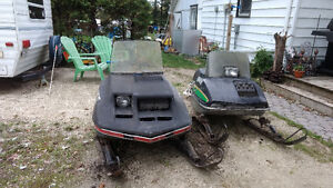 Barn find good shape Polaris For sale.... John Deere IS SOLD.