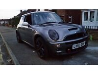 Mini Cooper 1.6 Tastefully Modified