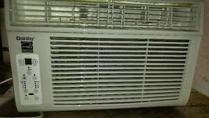 Like new Danby Air Conditioner