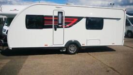 Sterling Eccles 565 4 Berth Caravan