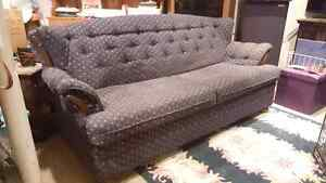 Pull out bed couch. Cambridge Kitchener Area image 1