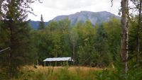160 Acre Homestead in Longworth BC $87,500 east of Prince George