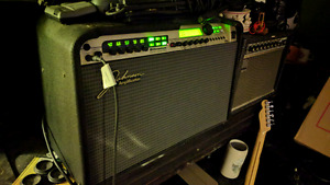 Johnson Millennium Amplifier - TRADE for Drumkit