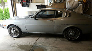 TOYOTA CELICA GT LIFTBACK  1976 VERY RARE FIND