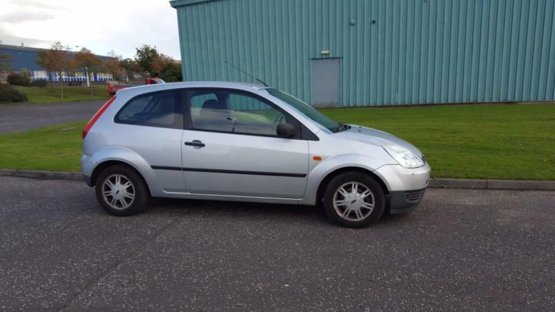 2003 53 plate Ford Fiesta 1.25 Finesse