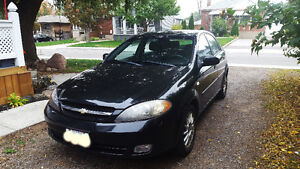 2006 Chevrolet Optra Certified & Etested! LOW KMS