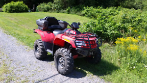Arctic Cat 550 4x4