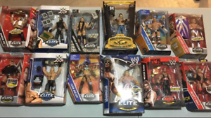 WWE Figures Lot