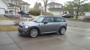 2009 MINI John Cooper Works Clubman Coupe (2 door)