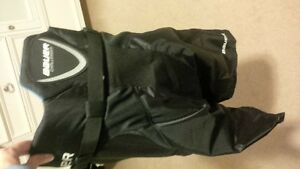 brand new with tags bauer jr hockey pants