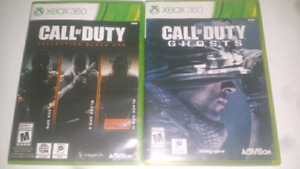 Call of duty collection black ops a echanger
