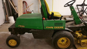 John Deere Front Mount Mower For Sale