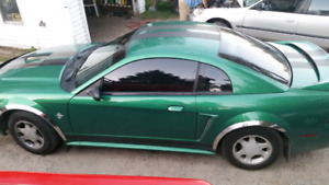 99 Ford Mustang