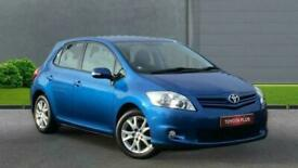image for 2012 Toyota Auris 1.33 VVT-i Colour Collection 5-Dr - Full Franchise History Hat