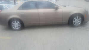 2006 Cadillac CTS regular Other