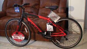 'Spinfit' 21 Speed Bike