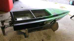 Brushless rc boat project up for grabs