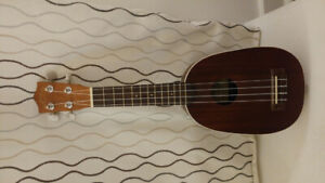 Ukulele in Mahogany Finish, Excellent Condition