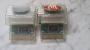 ACTION REPLAY GBA $140 EACH POKEMON CODES EXT..