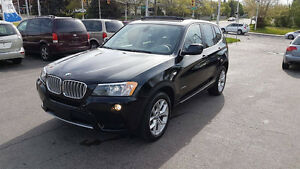 2011 BMW X3 SUV Low KM Loaded 360 Degree Camera