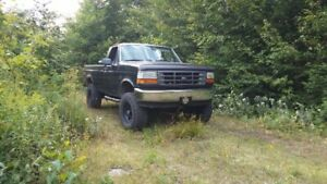 FORD F150 1996 4X4