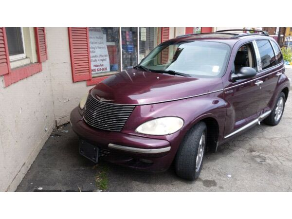 2001 Chryslar PT Cruiser Limited Edition SAFETY ETESTED