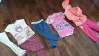 Vêtements fillette 3-4 ans