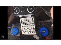 Full DJ kit everthing you need to even start a new business