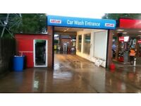 Hand car wash and valeting Centre for sale professional and smart
