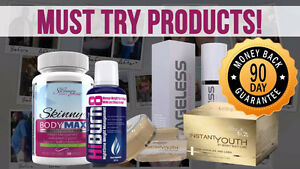 Weight loss Supplements and Skin Care Products