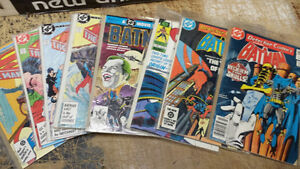 Classic Comic Book Collection -Vintage - Whole Box!