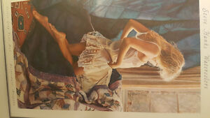 "Steve Hanks (1949-2015), ""A Winter's Day"", open edition"