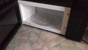 LG and GE microwave over oven range hood