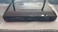 **TRENDNET WIRELESS ROUTER 300Mb/s TEW-671BR** GOOD CONDITION**