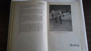 The Hockey Handbook by Lloyd Percival 1951 Oakville / Halton Region Toronto (GTA) image 6