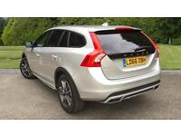 2017 Volvo V60 D4 (190) Cross Country Lux Nav Automatic Diesel Estate