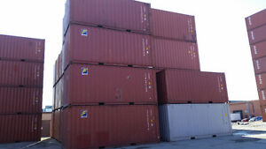 Used & New Shipping and Storage Containers - Blowout Prices!