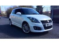 2011 Suzuki Swift 1.6 Sport 3dr Manual Petrol Hatchback