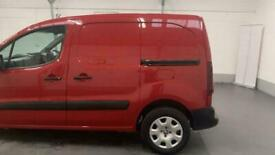 *BUY FROM £159 PER MONTH* RED PEUGEOT PARTNER 1.6 HDI PROFESSIONAL L1 850 DIESEL