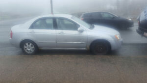 2005 Kia Spectra Sedan parts or repair