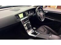 2016 Volvo V60 D3 (150) SE Lux Nav 5dr with H Manual Diesel Estate
