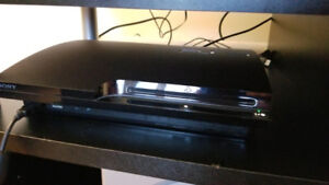 Playstation 3 - Console, controller and games