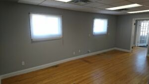 Newly renovated office space  for rent downtown Guelph.