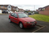 ROVER 214 - GOOD RUNNER - NEW BATTERY £150ono