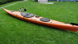 Kayak de mer Fjord de Boréal Design