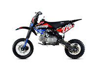STOMP Z2-140 PIT BIKE MOTO CROSS OFF ROAD MONKEY BIKE