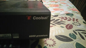 Coolsat  sattalite reciver free to air  with remote London Ontario image 3
