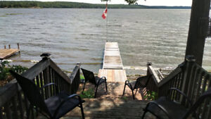 Lake Front - 40Ft trailer with Add-a-Room - Large Lot - Madoc