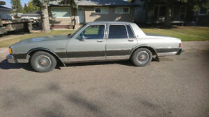 1983 Pontiac Parisienne Brougham That's in Great Shape